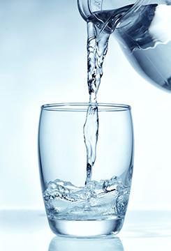 Nalievanie vody