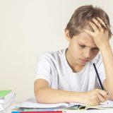 Porucha písania – dysgrafia