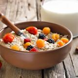 Ovsené vločky na raňajky – 5x inak