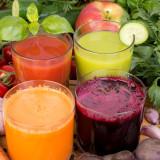 Detoxikácia zeleninou a ovocím
